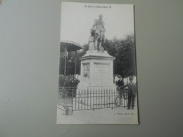 PYRENEES ATLANTIQUES PAU STATUE HENRI IV - Pau