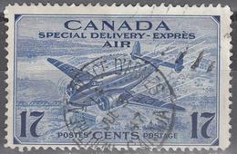 CANADA      SCOTT NO.  CE2       USED       YEAR  1942 - Canada