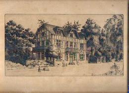 Lithogravure Ancienne Attribuée à FERDINAND GIELE (1867-1929) - Vieux Papiers