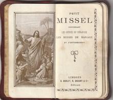 PETIT MISSEL - Libro Del 1910 - Libri, Riviste, Fumetti