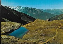 RIFUGIO A. BOZZI - PONTE DI LEGNO - TIMBRO DEL RIFUGIO - VIAGGIATA 1984 - Alpinisme