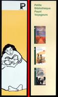 Marque-page Signet : Petite Bibliothèque PAYOT Voyageurs (jaune) - Marque-Pages