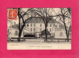 85 Vendée, FONTENAY-LE-COMTE, QUARTIER DE REMONTE, 1910, (Couhé) - Fontenay Le Comte