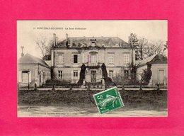 85 Vendée, FONTENAY-LE-COMTE, LA SOUS-PREFECTURE, 1910, (Jaunet) - Fontenay Le Comte