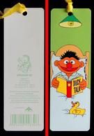 Marque-page Signet : Allemagne : 1 Rue Sésame - ERNEST - Lecture Duck Talk - Petit Canard - Marque-Pages