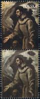 Poland 2017 Fi 4787 Mi 4937 European Art In Polish Collections - 1944-.... República
