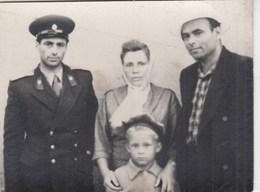 UKRAINE. #1456 A PHOTO. ARMY. MILITARY FAMILY.  *** - Proyectores De Cine