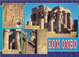 EGYPTE - TEMPLE DE KOM OMBO ET SES DETAILS - Assouan