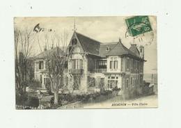 33 - ARCACHON - Villa Claire Rare Petite Taches Sinon Bon Voir Scan - Arcachon