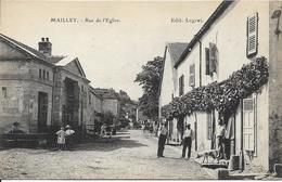 MAILLEY Rue De L' Eglise - Other Municipalities