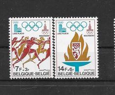 België 1978 Y&T Nr° 1915/16 (**) - Belgium