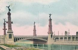 CPA - Belgique - Oostende - Ostende - Pont De Smet De Nayer - Oostende