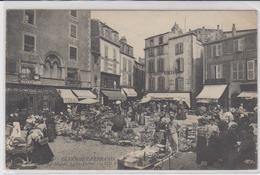 CPA  63 CLERMONT FERRAND .LE MARCHE ST PIERRE BELLE ANIMATION - Clermont Ferrand