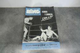L'officiel International Du RING Octobre 1956 N°93 - 8° Année - - Boeken