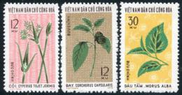 Vietnam Du Nord 1974  YT 823-825 ; Mi# 771-773 MNG (*) - Viêt-Nam