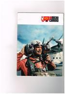 ORTF Micro Et Caméra N 23 Caméraman  Parachutiste Nord 2000 Chute Libre Jean Vilar J D'Arbaud Camargue Voix Du Pacifique - Fernsehen