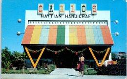 - HAITI - CARLOS - Cité De L'esposition - Port Au Prince, Haiti, West Indies - Haïti
