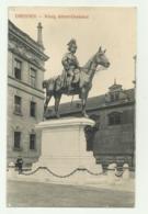 DRESDEN - KONIG ALBERT-DENKMAL - NV  FP - Dresden