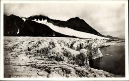 Cp Spitzbergen Norwegen, Madgalena Bay, Glacier Gully Vue De La Moraine, Gletscher - Norway