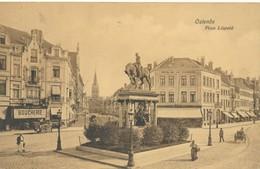 CPA - Belgique - Oostende - Ostende - Place Léopold - Oostende
