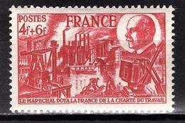 FRANCE 1944 -  NEUF**  Y.T. N° 608 - France