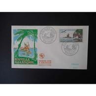 FDC - Enveloppe Premier Jour De Nouvelle Calédonie - FDC