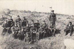 UKRAINE. #1478 A PHOTO. SOVIET ARMY. ARTILLERY. BINOCULARS.  *** - Proyectores De Cine