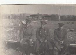 UKRAINE. #1480  A PHOTO. SOVIET ARMY. ARTILLERY.  *** - Film Projectors