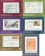 Ref. 176101 * NEW *  - JAMAICA . 1971. 300 ANIVERSARIO DEL CORREO EN JAMAICA - Jamaica (1962-...)