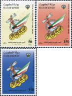 Ref. 600016 * NEW *  - KUWAIT . 2000. 3 SEMANA DE LA EDUCACION PRIVADA - Kuwait