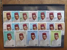 MAROCCO FRANCESE - Nn. 534/52 Nuovi ** + Spese Postali - Marocco (1956-...)