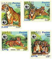 Ref. 74053 * NEW *  - LAOS . 1984. TIGER. TIGRE - Laos
