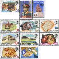 Ref. 587347 * NEW *  - LESOTHO . 1980. CURRENT SET. SERIE CORRIENTE - Lesotho (1966-...)