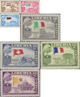 Ref. 338540 * NEW *  - LIBERIA . 1958. VISITA DEL PRESIDENTE TRUMAN A EUROPA - Liberia