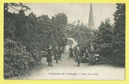 * Beerlegem - Beirlegem (Zwalm) * Pensionnat De Beirlegem, Allée De La Grotte, Cricket, Golf, école, School, Filles - Zwalm