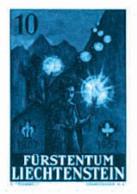 Ref. 218231 * NEW *  - LIECHTENSTEIN . 1957. CENTENARY OF LORD BADEN-POWELL AND 50th ANNIVERSARY OF THE SCOUTS. CENTENAR - Liechtenstein
