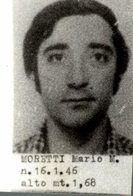 MORETTI MARIO  Stampa Della Mafia Premere Foto Italia - Personalidades Famosas
