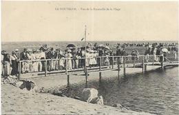11. PORT LA NOUVELLE. VUE DE LA PASSERELLE DE LA PLAGE - Port La Nouvelle
