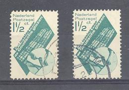 Nederland  Michel # 243 (2 X) - 1891-1948 (Wilhelmine)