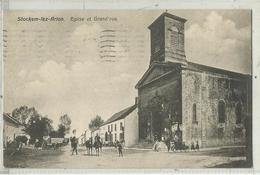 STOCKEM - Arlon - Eglise Et Grand Rue - Arlon