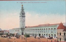 San Francisco California Union Ferry Depot - San Francisco