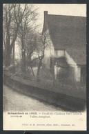 +++ CPA - SCHAERBEEK En 1903 - SCHAARBEEK - Profil Du Château Vert Dans La Vallée Josaphat   // - Schaarbeek - Schaerbeek