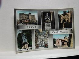 ARSOLI     --- ROMA  ---   CASTELLO MASSIMO - Roma