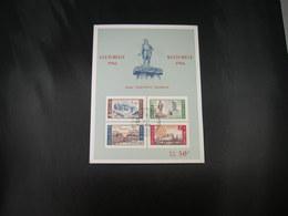 """BELG.1966 1385 1386 1387 & 1388 FDC Philacard ( Antwerpen ) : """" Culturele / Culturelle """" - 1961-70"""