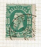 30  Obl  Sc  Aerseele  + 8  Fente - 1869-1883 Leopold II