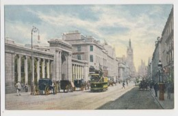 AI24 Union Street And Facade, Aberdeen - Animated, Tram, Carriages - Aberdeenshire