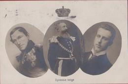 Dynastie Belge Belgique Monarchy Monarchie Royalty FAMILLES ROYALES Belgium Belgian Kings Leopold I II Albert - Familles Royales