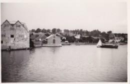 AL52 Photograph - Unidentified River Or Lake Scene - Places
