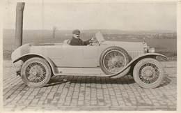 """Automobile -  Carte Photo Voiture Delage """" Torpédo"""" Type DI 1922 Réf 6139 - Voitures De Tourisme"""