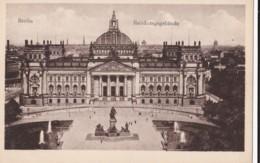 AN11 Berlin, Reichstagsgebaude - Germany